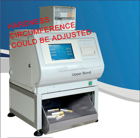चीन Circumference and Hardness Filter Rods Testing Machine Convenient and Fast फैक्टरी