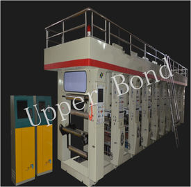 चीन Intermediate Speed 120 m / s Printing Press Machines for PVC CPP वितरक